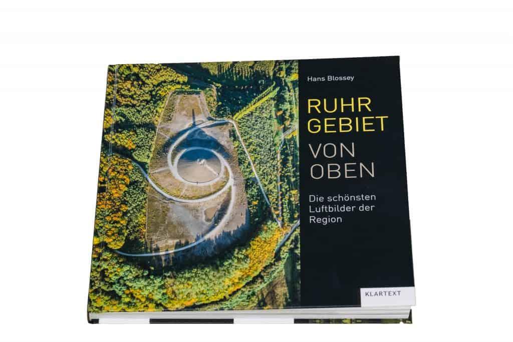Ruhrgebiet von Oben Bildband Luftbilder Hans Blossey