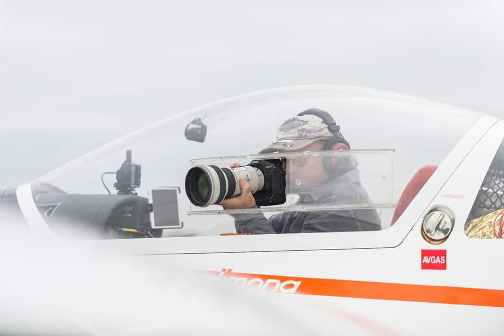 Pilot Hans Blossey