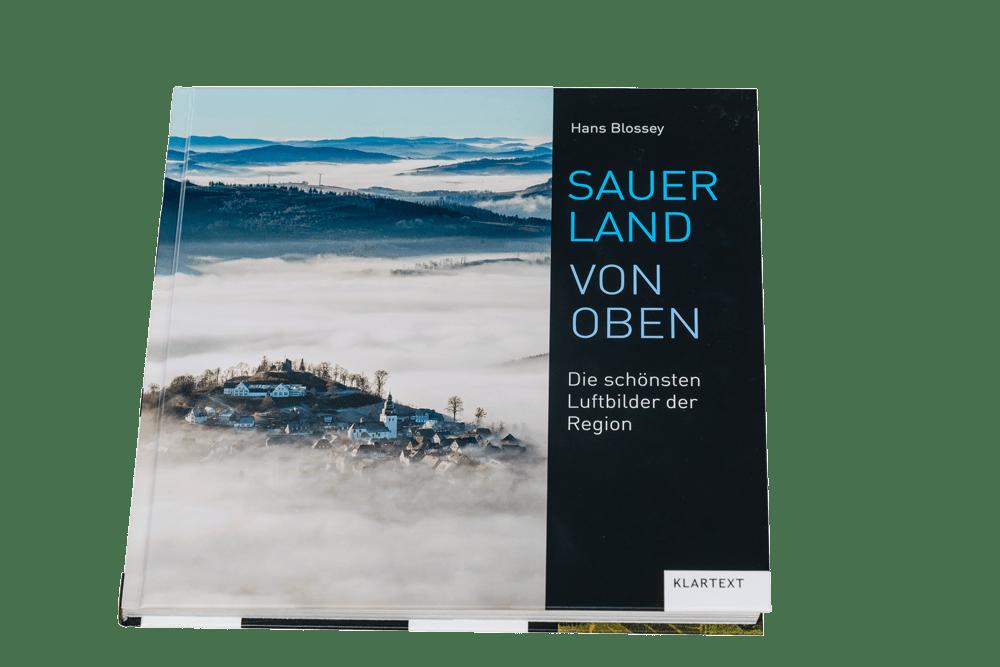 Sauerland von Oben Bildband Luftbilder Hans Blossey