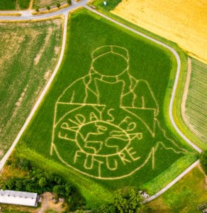 Luftbild Hans Blossey Selm Hof Lünemann