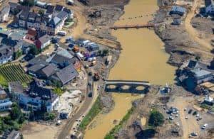 Ahr Hochwasser Luftbild Hans Blossey