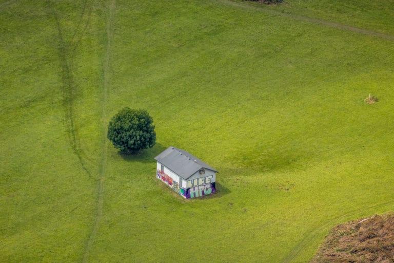 Luftbilder Wetter 2021 Hans Blossey